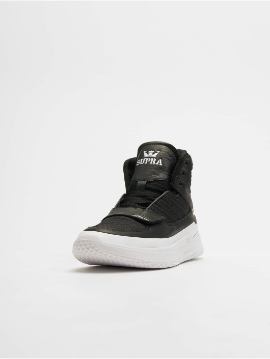 Supra Sneakers Theory black