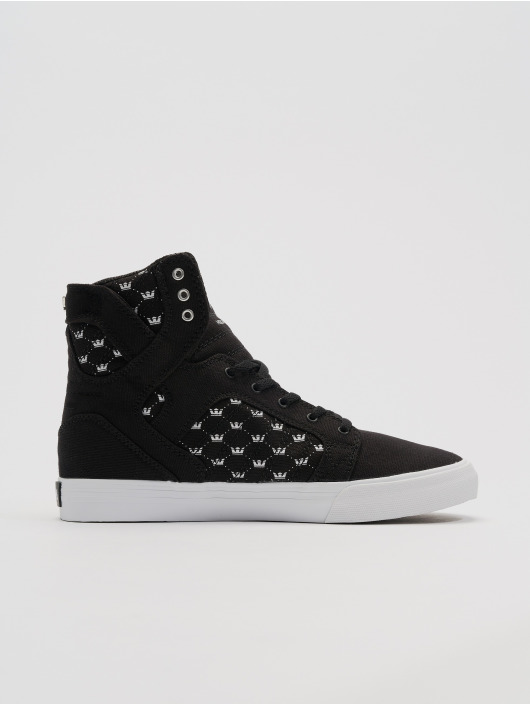Supra Sneakers Skytop black
