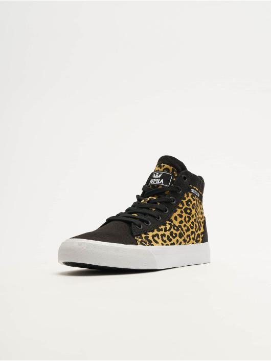 Supra Sneakers Stacks Mid czarny