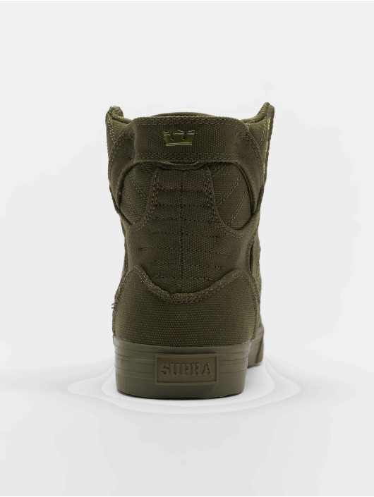 Supra Sneakers Skytop olive
