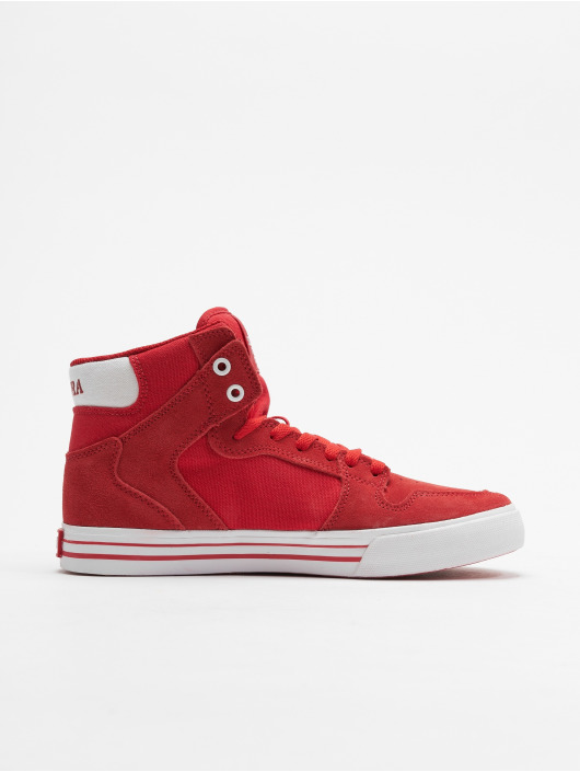 Supra Sneakers Vaider red