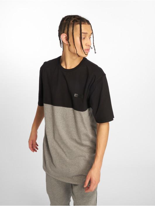 Supra T-Shirt Block Ss Crew black