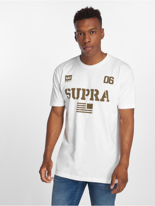 Supra T-shirt Team Usa vit