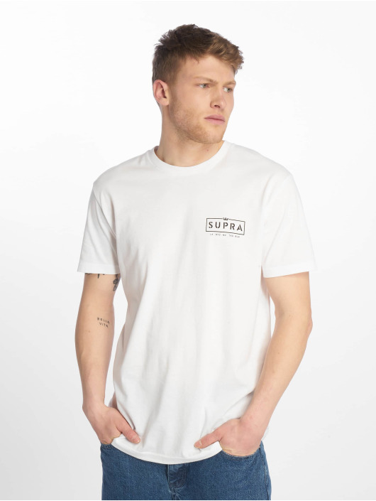 Supra T-Shirt We Are Supra Circle weiß