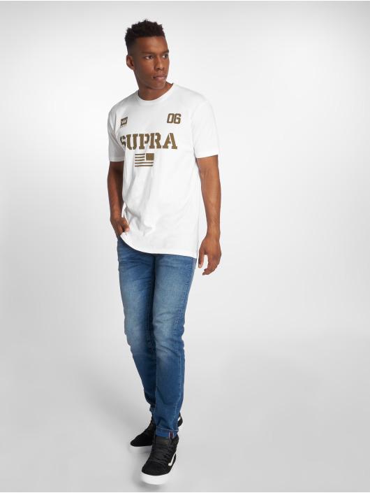 Supra T-Shirt Team Usa white