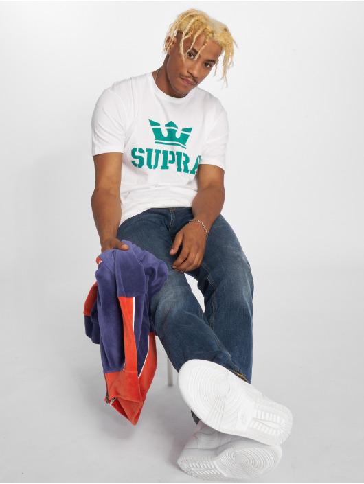Supra T-Shirt Above white