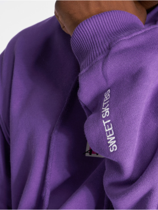 Sweet SKTBS Толстовка Time Awake пурпурный