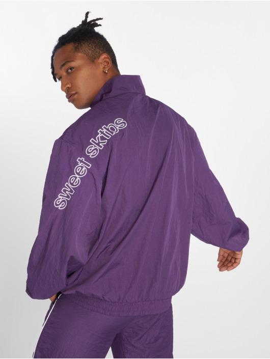 Sweet SKTBS Chaqueta de entretiempo 90's púrpura