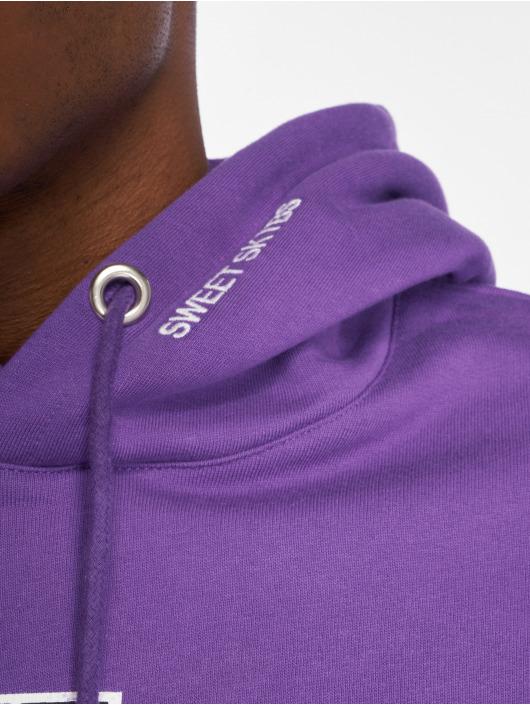 Sweet SKTBS Hoodies Time Awake fialový