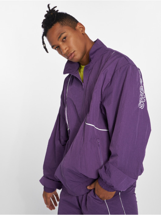 Sweet SKTBS Lightweight Jacket 90's purple