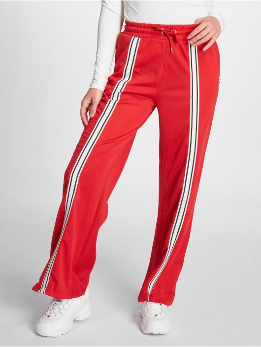 Sweet SKTBS Spodnie do joggingu WCT Panel czerwony