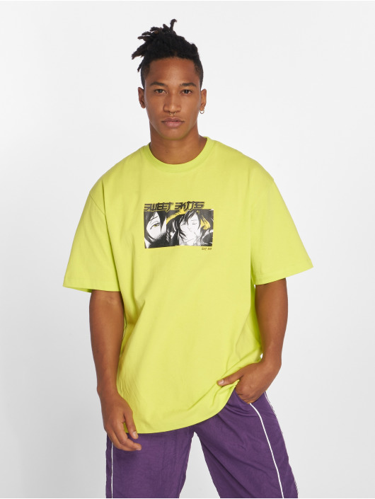Sweet SKTBS T-Shirt 90's Loose Kis jaune