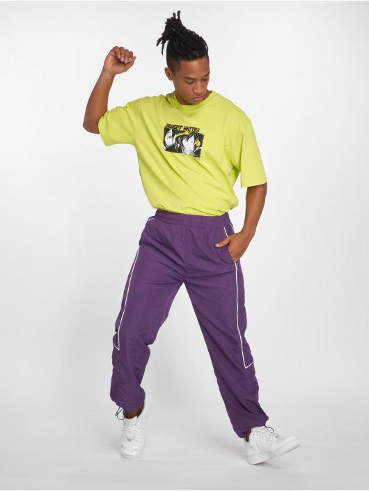 Sweet SKTBS T-Shirty 90's Loose Kis zólty