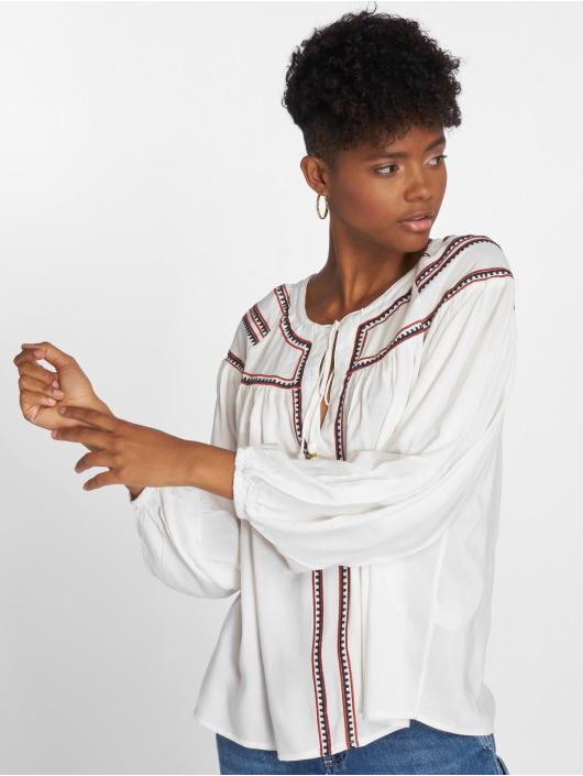 Xenia 550166 Blouseamp; Femme Chemise Sweewe Blanc ohQxsCBtrd
