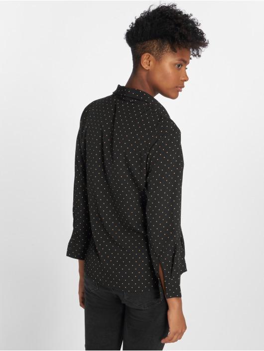 Sweewe Bluse Dot schwarz