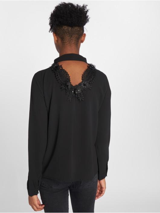 Sweewe Hemd Lace schwarz