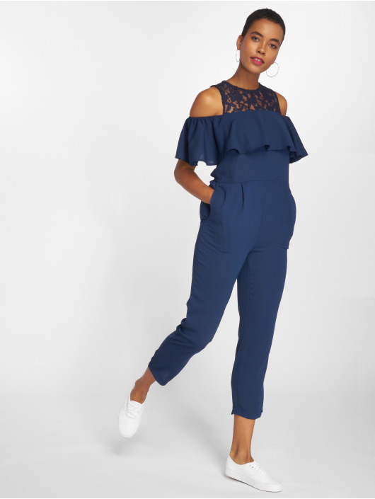 Sweewe Jumpsuit Femme blau