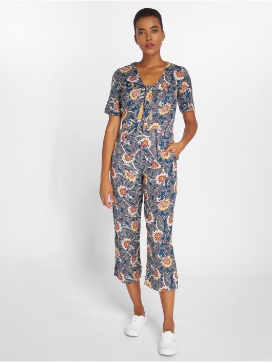 Sweewe Jumpsuit Flowers blau
