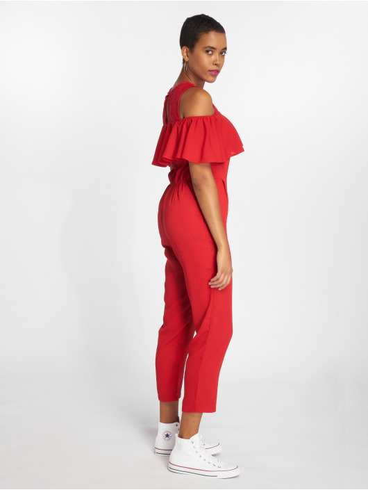 Sweewe Jumpsuit Femme rot