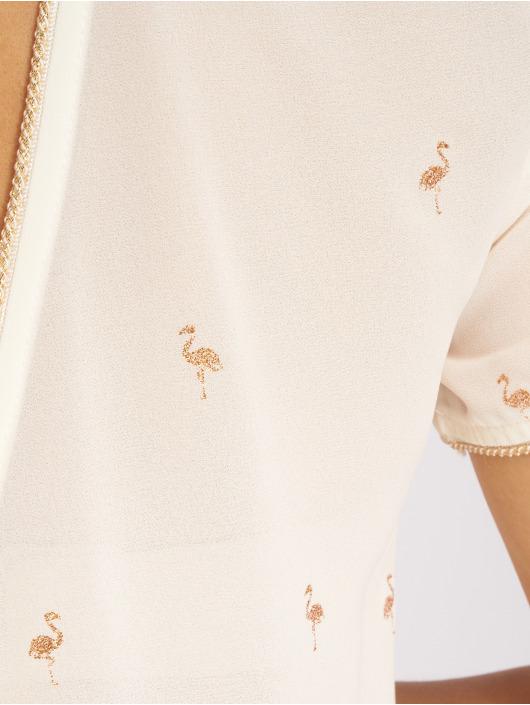Sweewe Kleid Flamingo beige