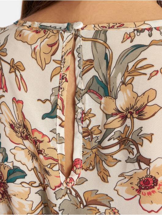 Sweewe Kleid Flowers beige