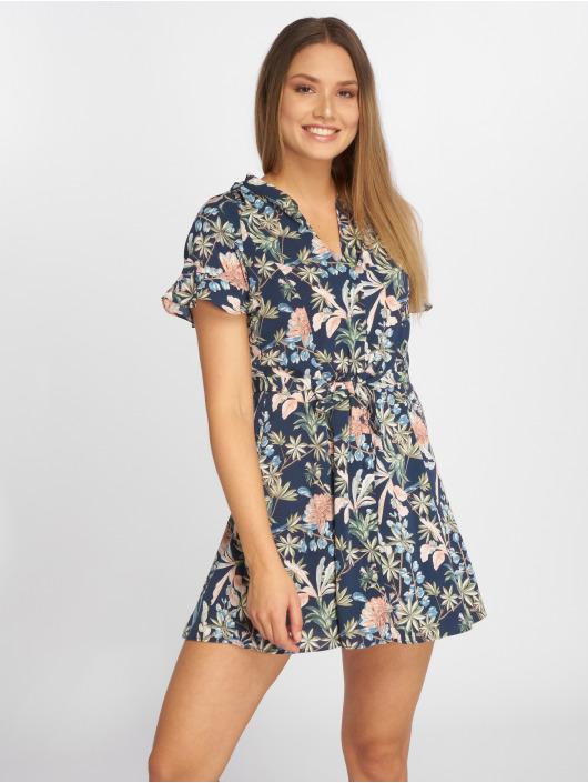 Sweewe Kleid Floral blau