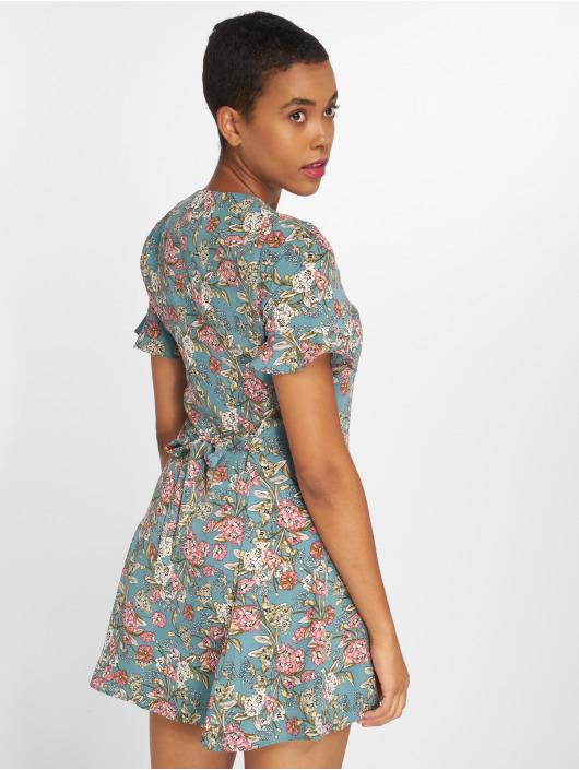 Sweewe Kleid Floral grün