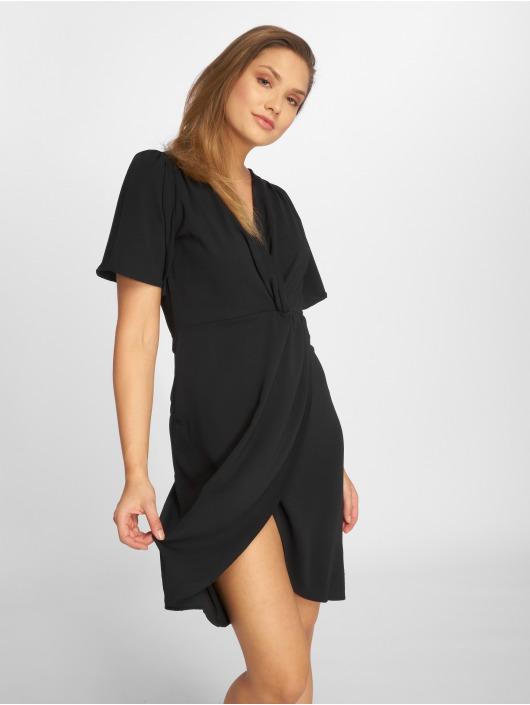 Sweewe Kleid Montee schwarz