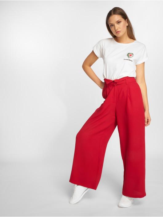 Sweewe Spodnie wizytowe Lunita czerwony