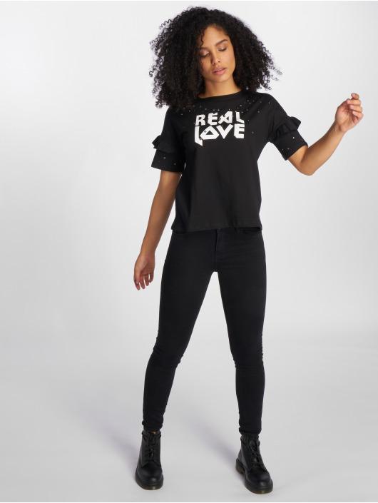 Sweewe T-Shirt Reallove schwarz
