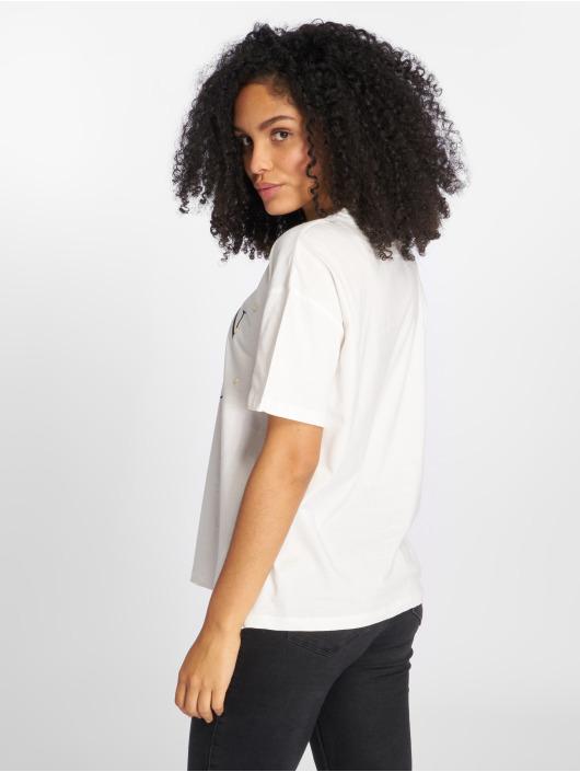 Sweewe T-Shirt Queen weiß