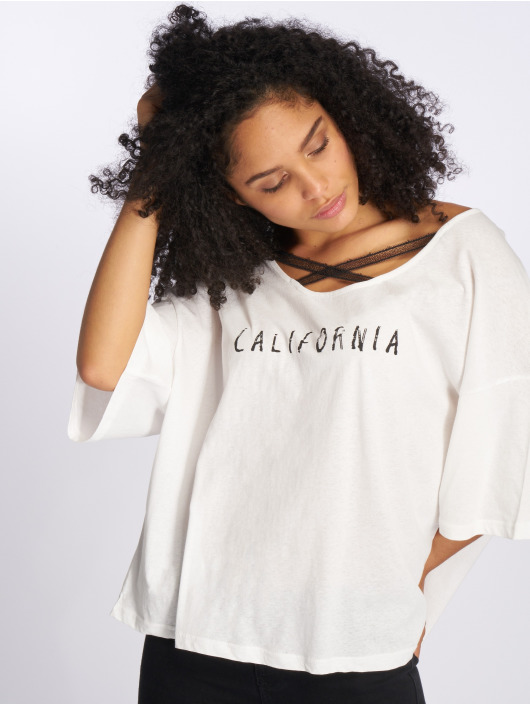 Sweewe T-Shirt California weiß