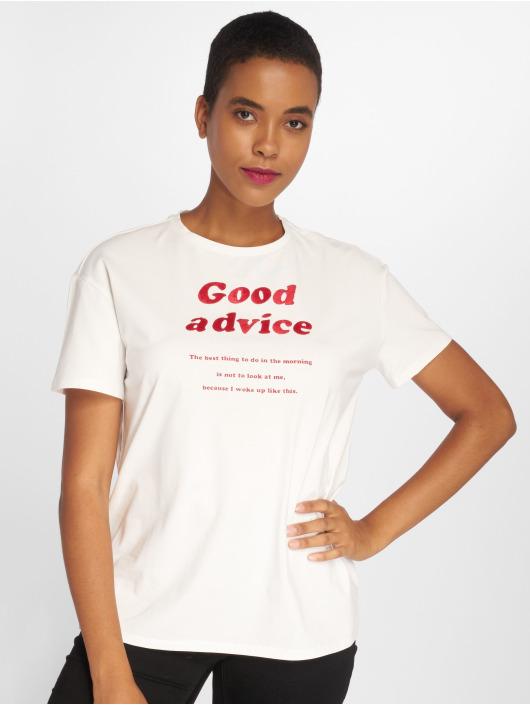 Sweewe Tričká Good biela