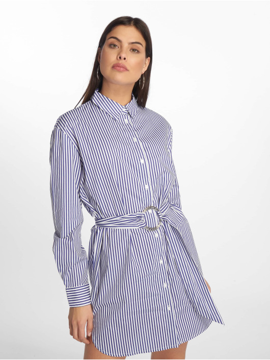 Tally Weijl Šaty Shirt modrá
