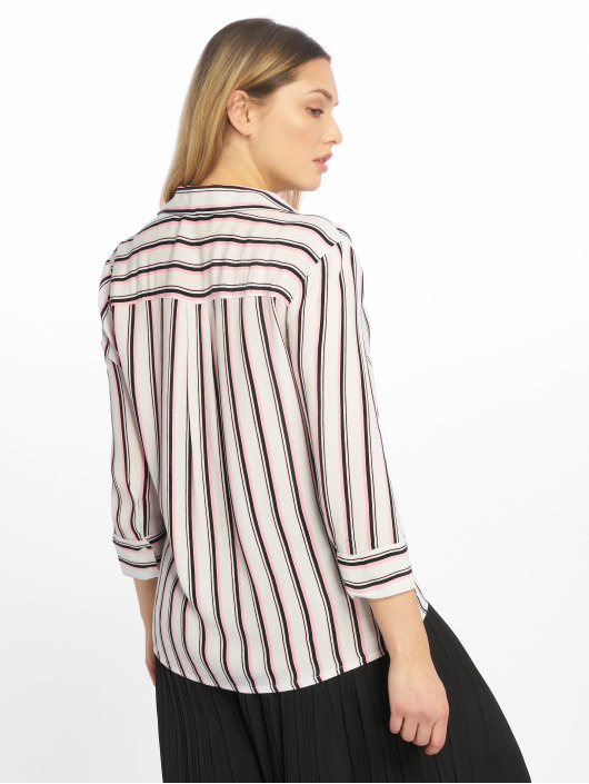 Tally Weijl Blouse & Chemise Stripes blanc