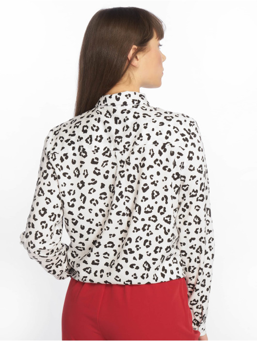 Tally Weijl Blusa / Túnica Fancy Print blanco
