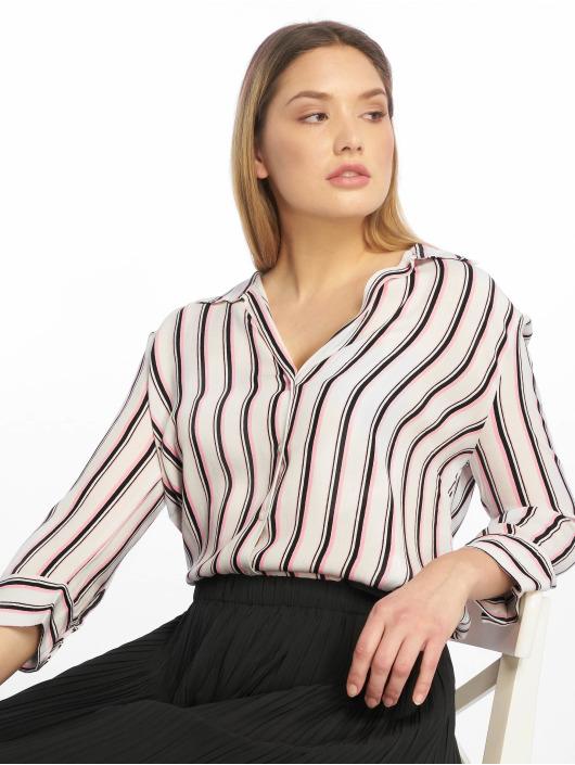 Tally Weijl Bluse Stripes weiß