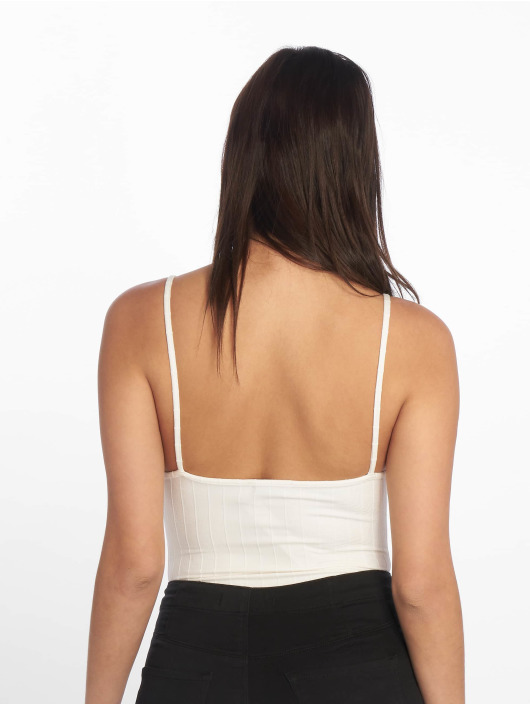 Tally Weijl Body Basic Knitted bialy