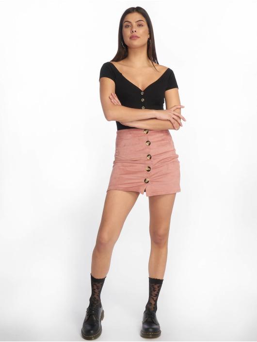 Tally Weijl Body Basic Knitted czarny