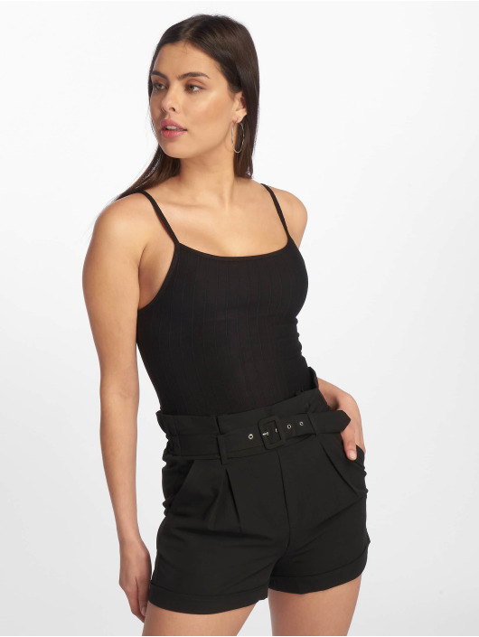 Tally Weijl Body Basic Knitted czarny