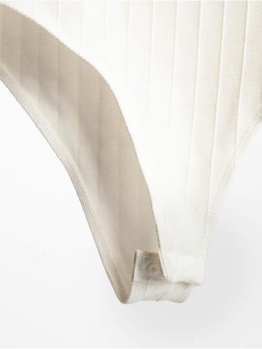 Tally Weijl Body Basic Knitted valkoinen