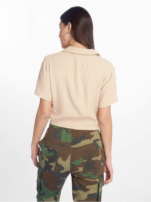 Tally Weijl Camicia/Blusa Maroccan Crepe beige