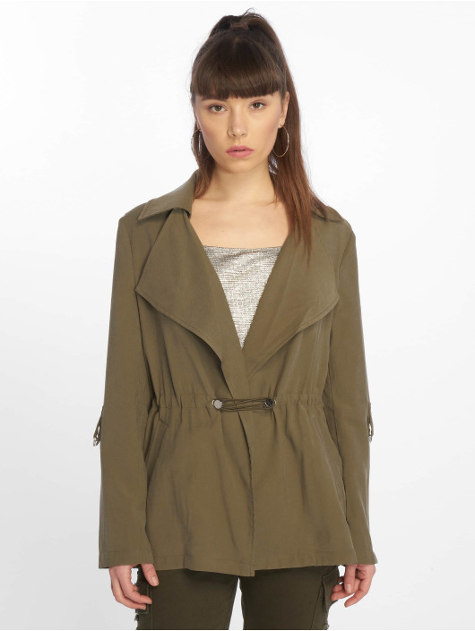 Tally Weijl Cappotto Light oliva