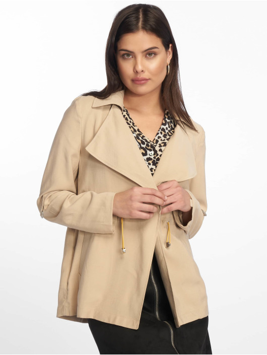 Tally Weijl Coats Almond Milk beige