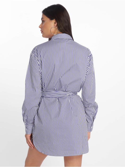 Tally Weijl Dress Shirt blue