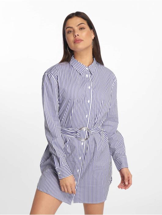Tally Weijl Dress Shirt blue