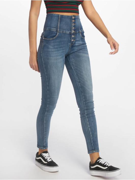 Tally Weijl High Waisted Jeans High Waist blue