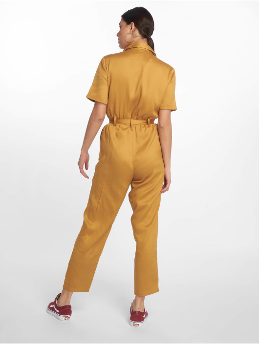 Tally Weijl Jumpsuit Lia goldfarben