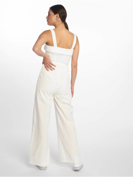 Tally Weijl Jumpsuits Long Romper bialy