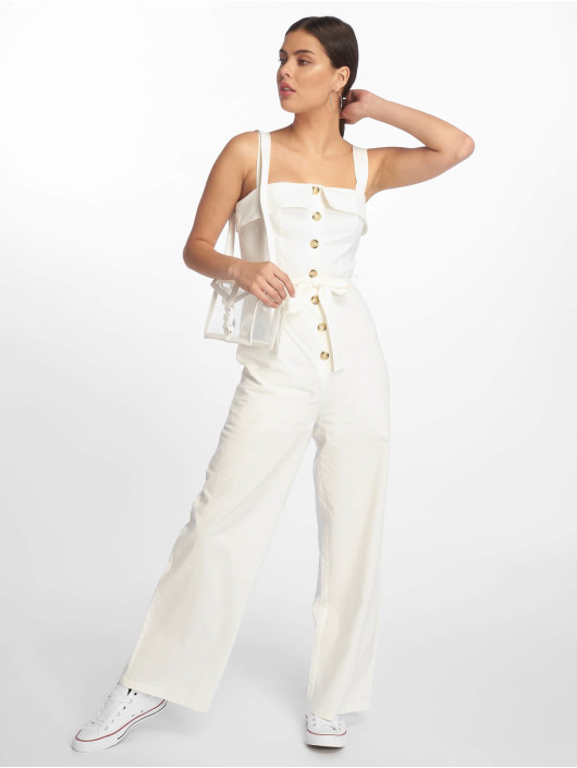 Tally Weijl Jumpsuits Long Romper white